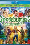 New on DVD - Halloween, Goosebumps 2 and more