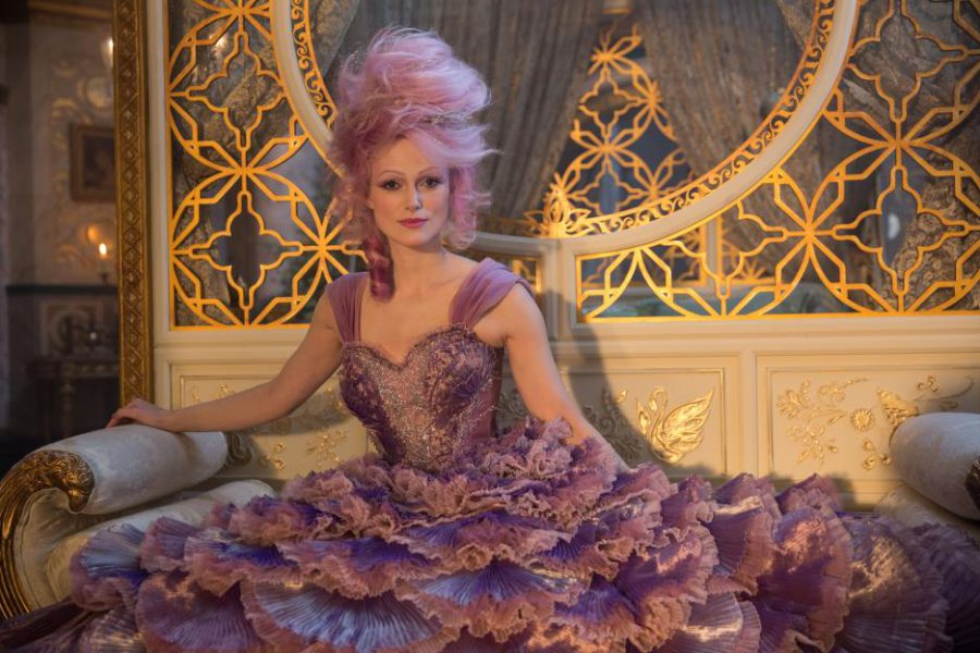 Keira Knightley as Sugar Plum