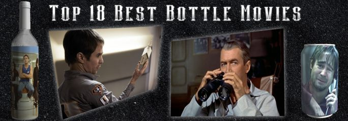 Do you consider yourself a movie lover? Do you love bottle movies? Do you even know what bottle movies are? If not, you're not alone, but here's what they are: bottle movies are shot mainly in one location/setting. Still don't know what I mean? Here's our list of the top 18 bottle movies, ranging from […]