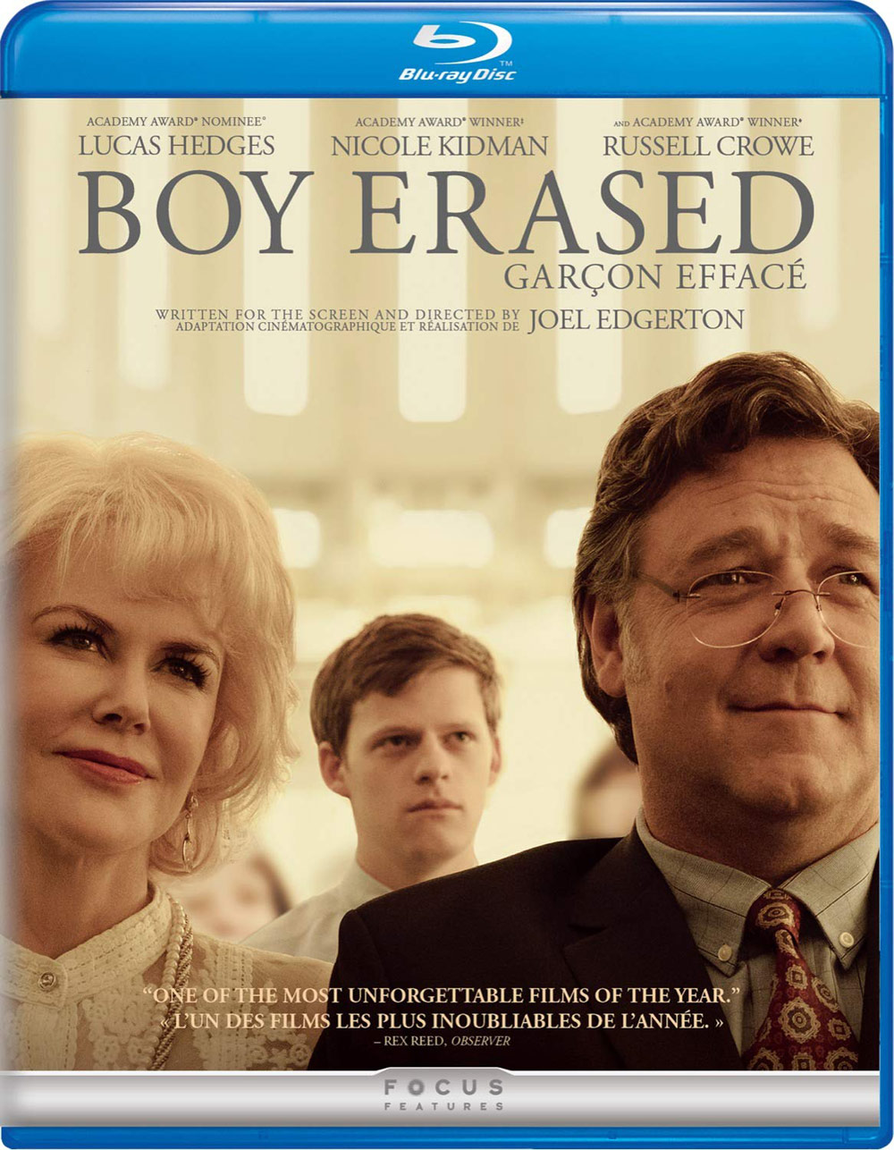Boy Erased on Blu-ray