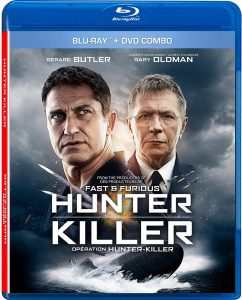 New on DVD - Hunter Killer and more