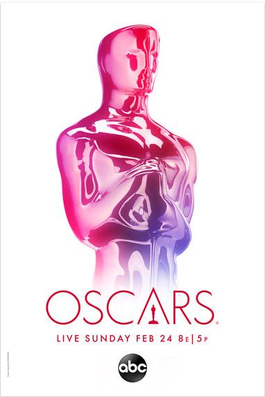 Oscars poster courtesy oscars.org
