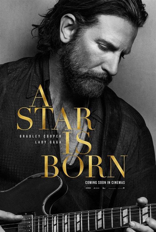 Bradley Cooper in A Star is Born