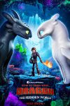 How to Train Your Dragon 3 fires up weekend box office