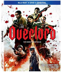 Overlord on Blu-ray/DVD