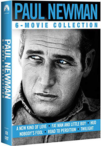 Paul Newman 6-Movie Collection on DVD