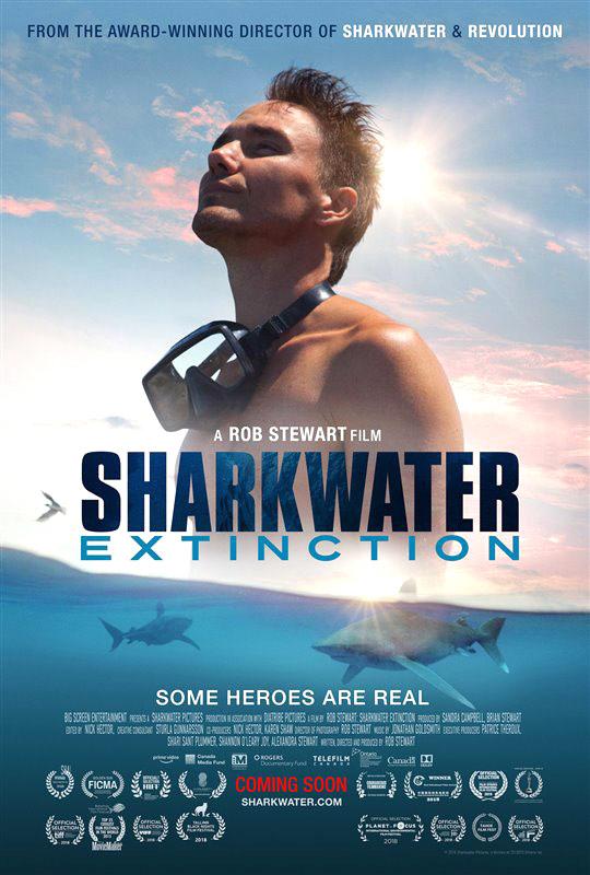 Rob Stewart's Sharkwater Extinction
