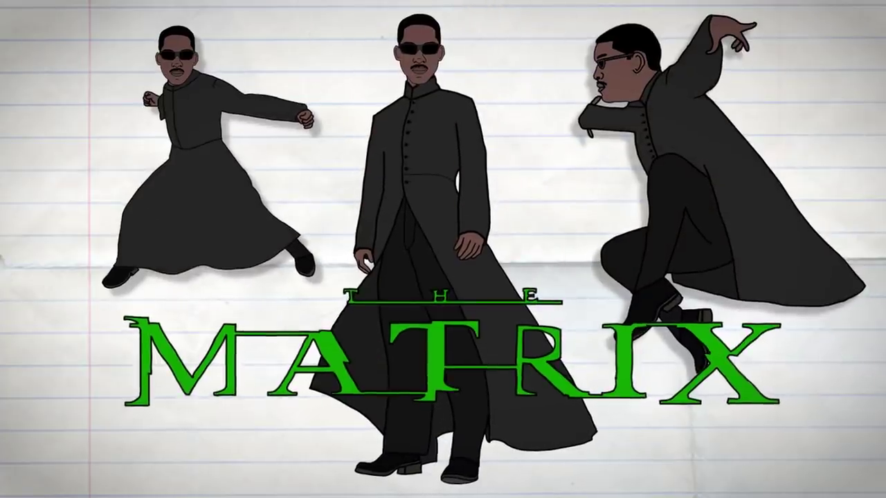 Will Smith on why he turned down The Matrix