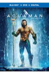 Aquaman filled to brim with entertainment - Blu-ray review