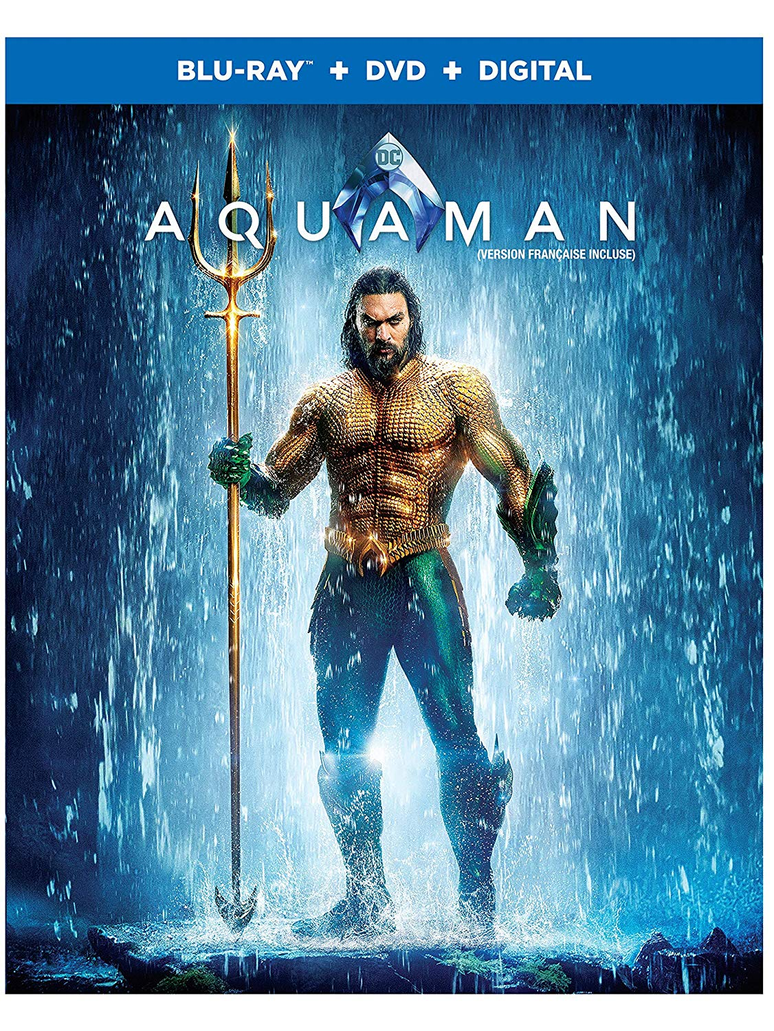 Aquaman Filled To Brim With Entertainment Blu Ray Review Celebrity Gossip And Movie News