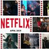What's New on Netflix Canada — April 2019
