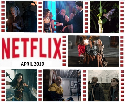 New on Netflix Canada - April 2019