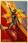 Captain Marvel overthrows all competition again this weekend