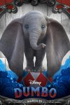 Dumbo soars to top spot at weekend box office