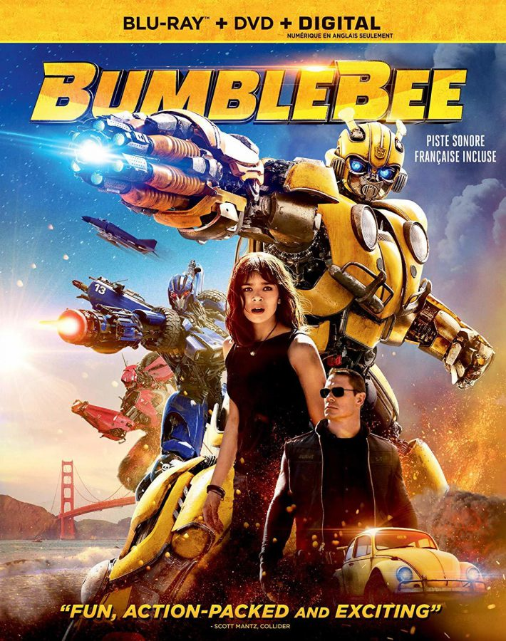 Bumblebee on DVD and Blu-ray