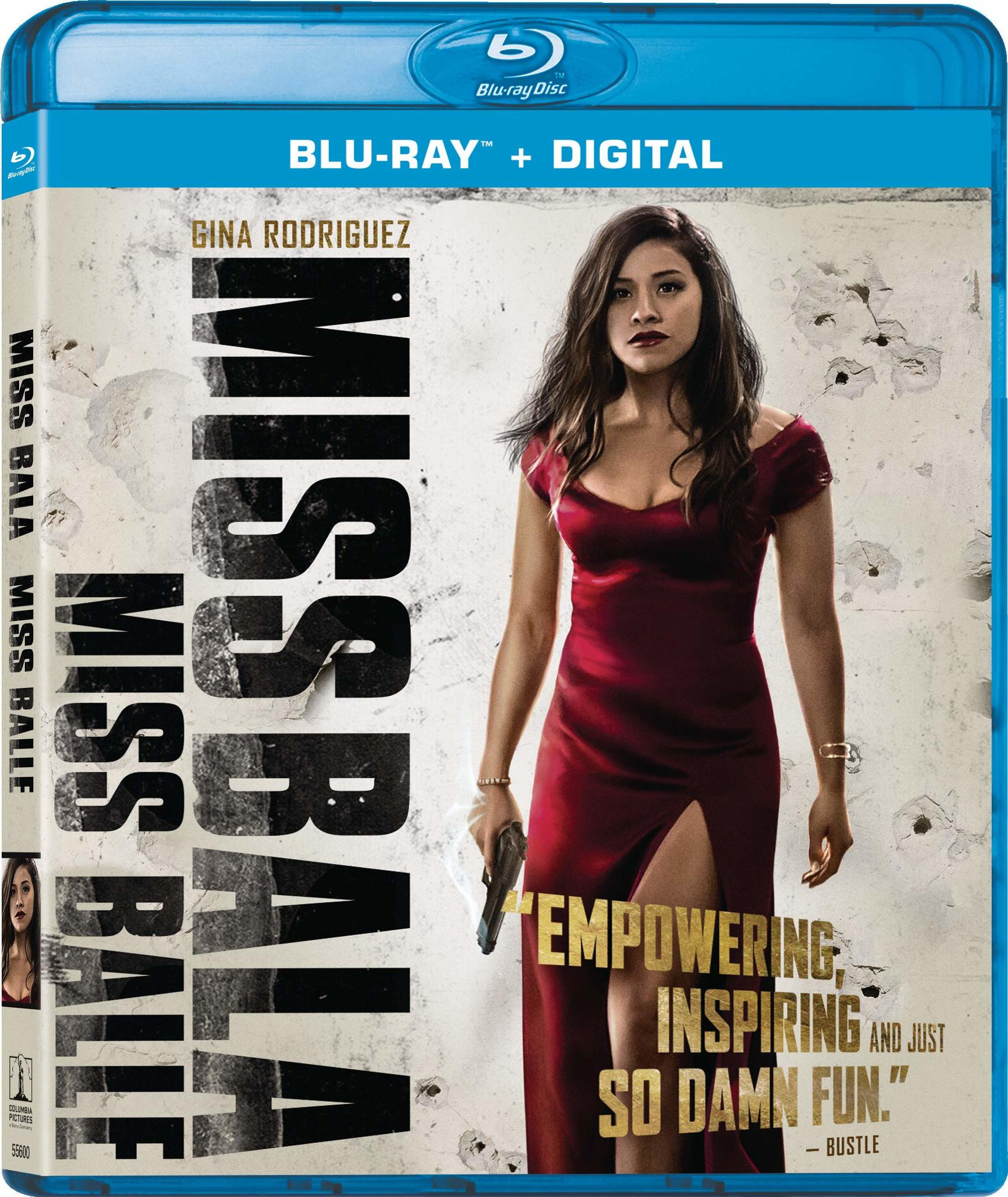 Miss Bala Blu-ray review
