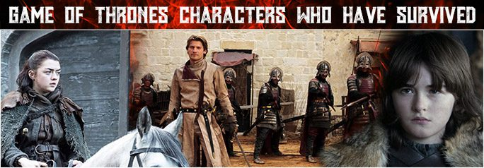 Season 8 of Game of Thronesdebuts April 14, 2019, so we are taking this opportunity to look back on how far our favorite characters have come. Check out our gallery of 12 characters who've been with us since season 1, and have survived through the end of season 7.~Yanis Khamsi Photos © HBO