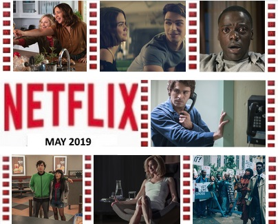 What's New on Netflix Canada - May 2019