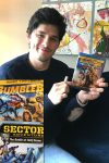 Ricardo Hoyos on Bumblebee - plus autographed Blu-ray/toy!