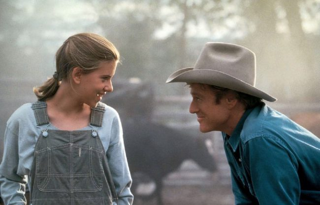Scarlett's career began at the young age of 10, landing multiple supporting roles in films over the years, but her breakout role was as a girl who has a horrific accident with her horse in the 1998 drama The Horse Whisperer, starring alongside Robert Redford.