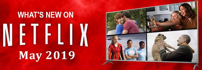 Netflix is a streaming service that always has something new and exciting each month to appeal to every type of viewer. Take a look at some of the original programming available in May. ~Alexandra Heilbron
