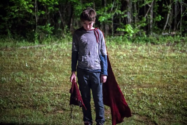 Ever wonder what Superman would be like if he wasn't a benevolent All-American boy? Well, Brightburn looks to answer that question as Brandon is essentially a sinister and malevolent Clark Kent in this horror-thriller interpretation of Superman's origin story.