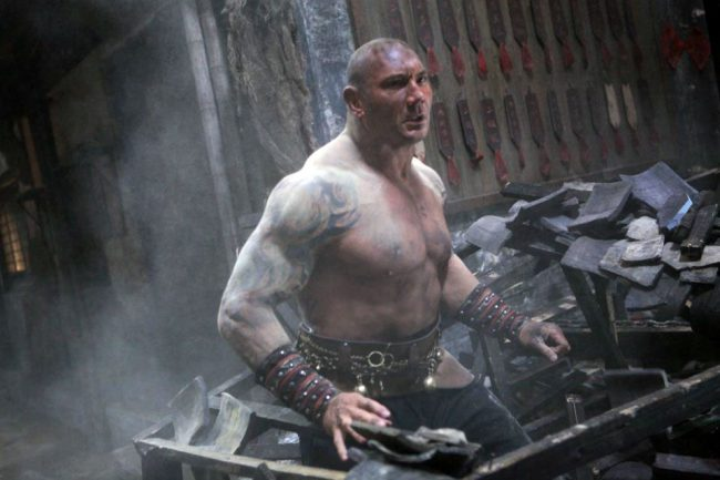 By now it's common knowledge that Dave Bautista started out as a wrestler, much like fellow WWE alumni Dwayne Johnson and John Cena. He didn't venture into film until roughly a decade after his wrestling career started and so one of his first notable Hollywood roles was in the 2012 martial arts flick The Man […]