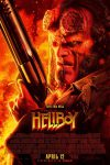 David Harbour is on fire in Hellboy - movie review