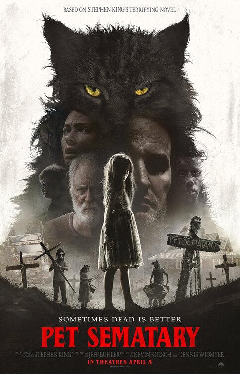 Pet Sematary movie poster