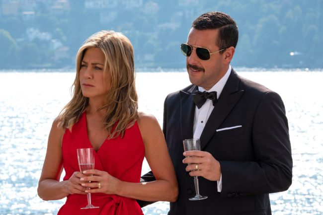 When NYPD detective Nick Spitz (Adam Sandler) takes his wife Audrey (Jennifer Aniston) on a long promised European trip, she meets a viscount named Charles Cavendish (Luke Evans) on the plane. Charles invites them to spend the weekend on the yacht of elderly billionaire Malcolm Quince (Terence Stamp). When Quince is murdered, they become the […]