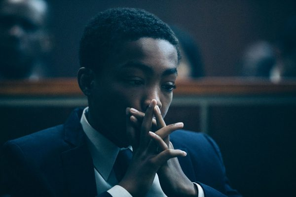 Asante Blackk in When they See Us
