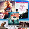 New on DVD and Blu-ray - Captain Marvel and more