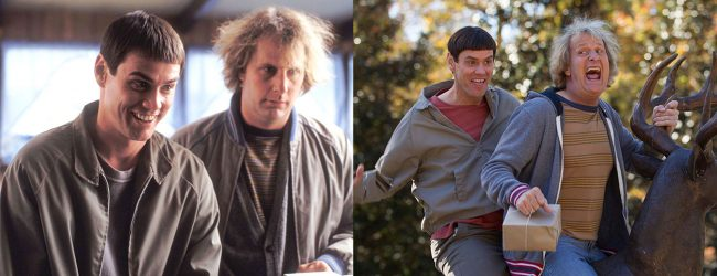 Dumb And Dumber 1994 Dumb And Dumber To 2014 20 Years Celebrity Gossip And Movie News