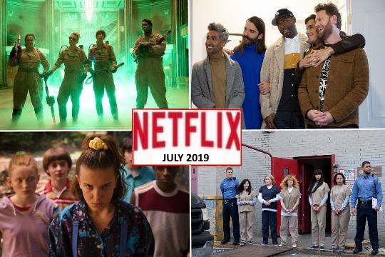 Netflix July 2019