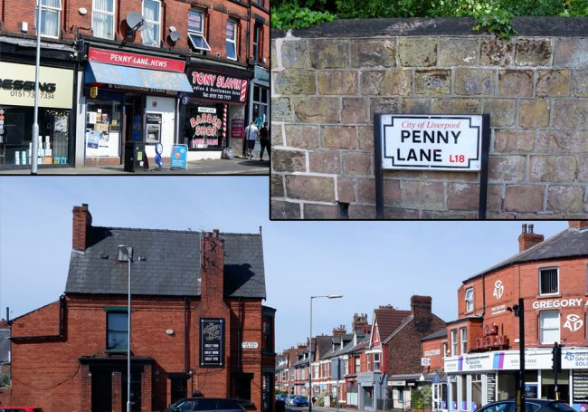 "In the movie Yesterday, Jack also visits Penny Lane, a street in Liverpool. Paul McCartney and John Lennon decided to write songs about their childhoods, and while John came up with the nonsense song ""Strawberry Fields Forever,"" which has nothing to do with the childrens' home, Paul wrote the nostalgic ""Penny Lane."" The song is […]"