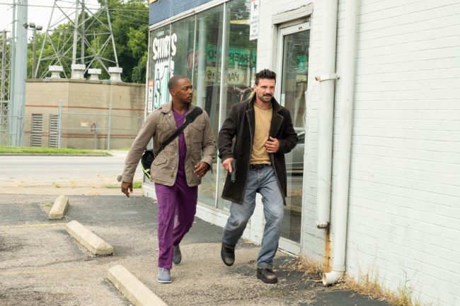 When his wife is kidnapped from their home by masked invaders, ER nurse Paul (Anthony Mackie) gets a call instructing him to get a career criminal (Frank Grillo) out of the hospital in exchange for his wife. When the deal falls through, the two men then team up to take down a ring of corrupt […]