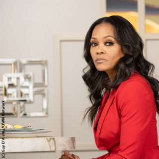 Robin Givens returns to TV with Ambitions