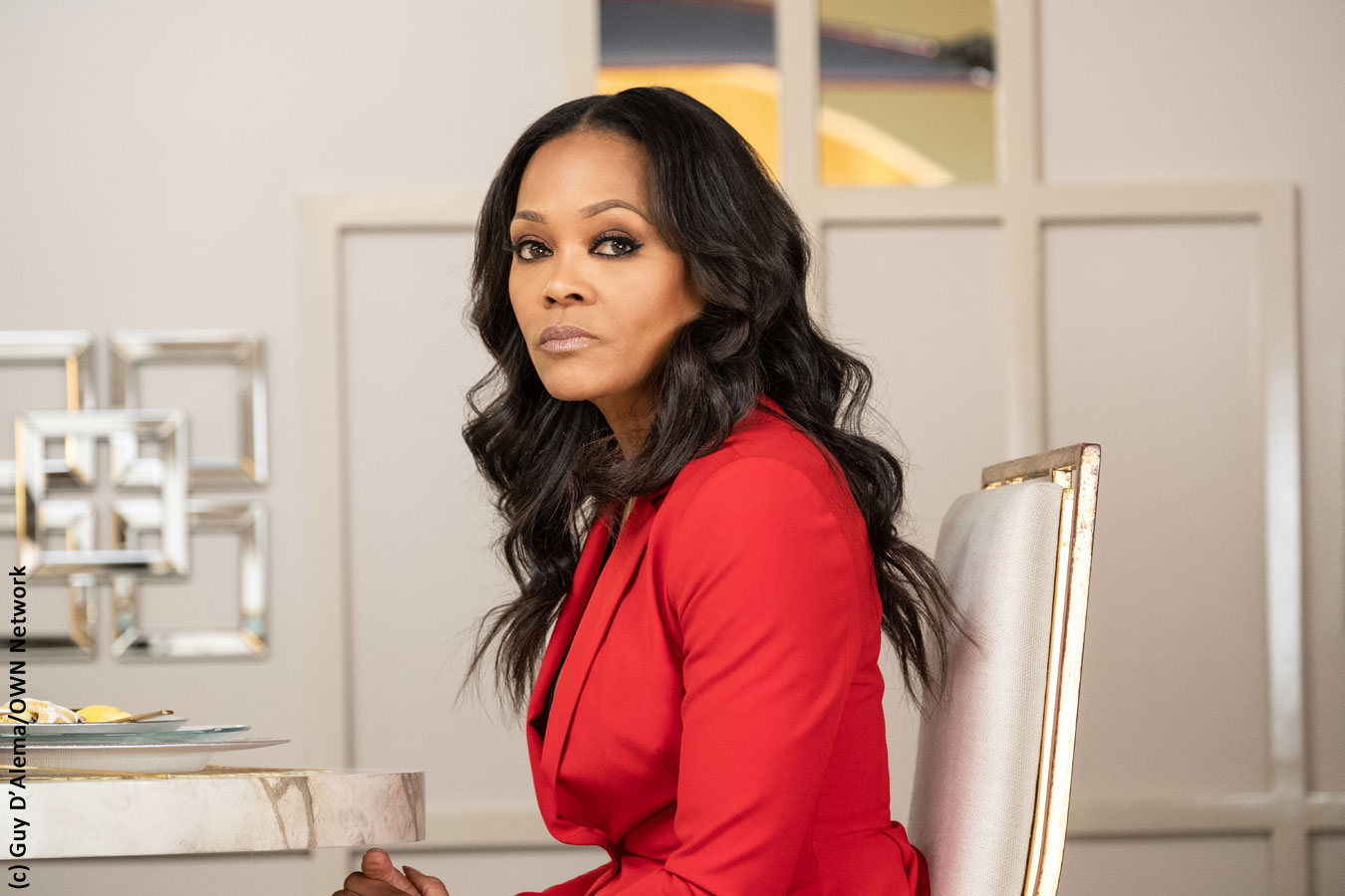 Robin Givens in OWN Network's series Ambitions