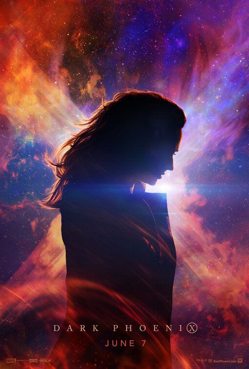 Dark Phoenix Teaser movie Poster