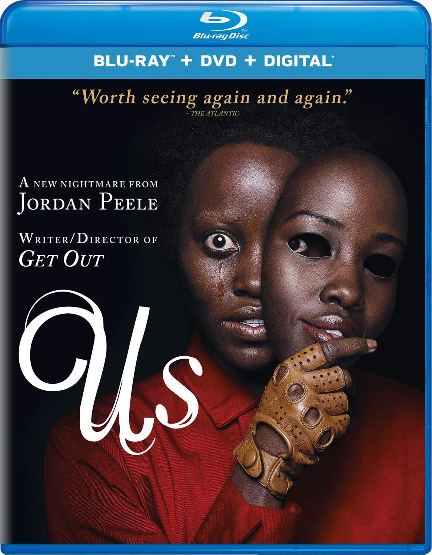 Jordan Peele's Us on Blu-ray