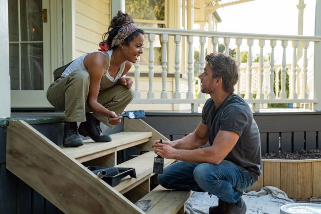 """Gabriela Diaz (Christina Milian) enters a contest to """"Win an Inn"""" after a breakup. Against the odds, the San Francisco native actually wins and subsequently travels to New Zealand, where the inn is located. She discovers The Bellbird Valley Farm, which has a crumbling facade, a goat who won't leave, and a meddling neighbor. Eager […]"""