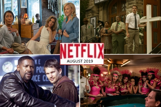 New on Netflix Canada - August 2019