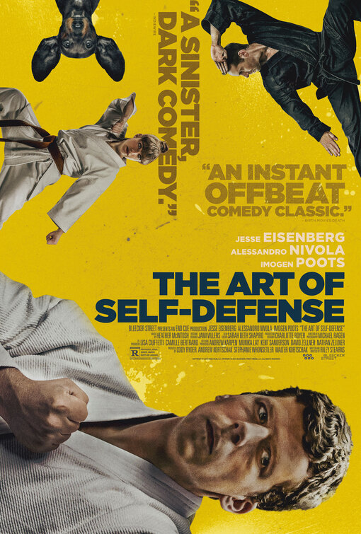 The Art of Self-Defense, opening in select cities on July 19