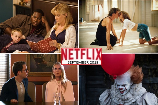 What's New on Netflix Canada – September 2019