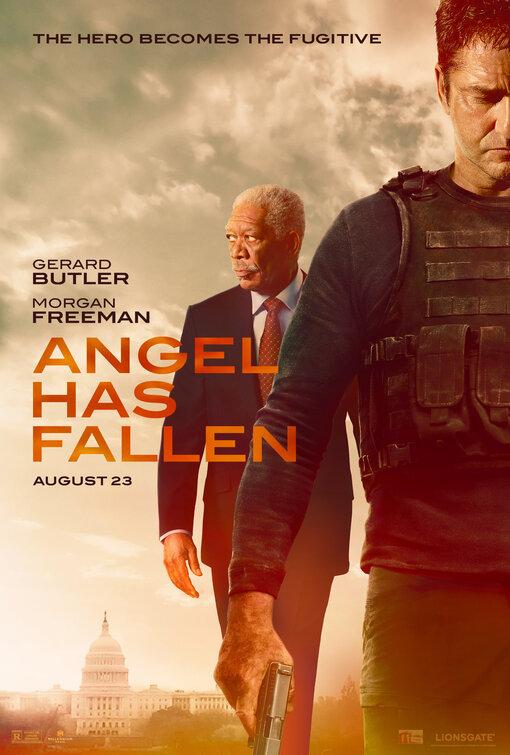 Angel Has Fallen movie poster