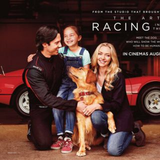 The Art of Racing in the Rain movie review