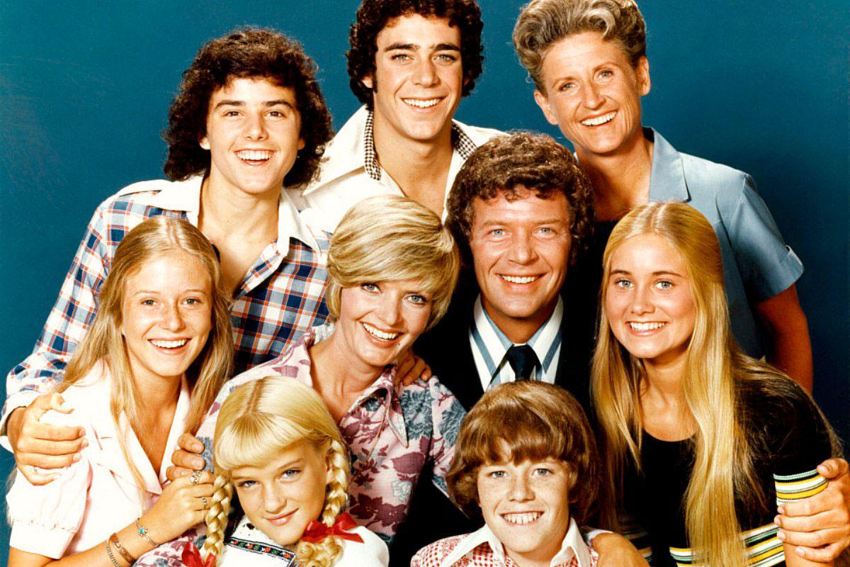 The Brady Bunch cast