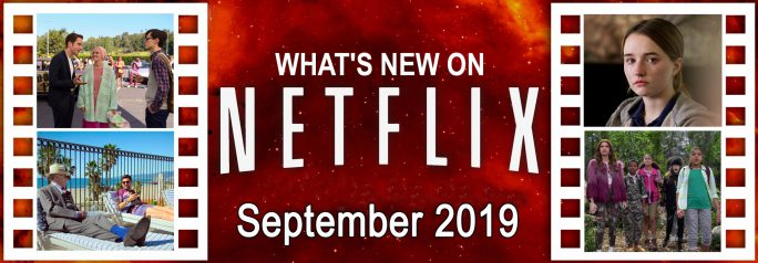 Netflix is offering a number of great series and films this September. Check out the second season of Elite, the true-life mini-series The Spy starring Sacha Baron Cohen in a dramatic role, the latest episodes of The Ranch and the return of Terrace House with an all-new location and cast! ~Alexandra Heilbron