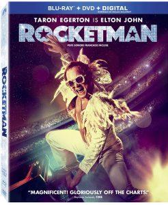 Rocketman on Blu-ray and DVD