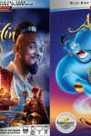 Live-action Aladdin + animated Aladdin re-release: DVD review